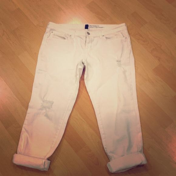 GAP Pants - GAP Boyfriend fit, ankle length, NWOT